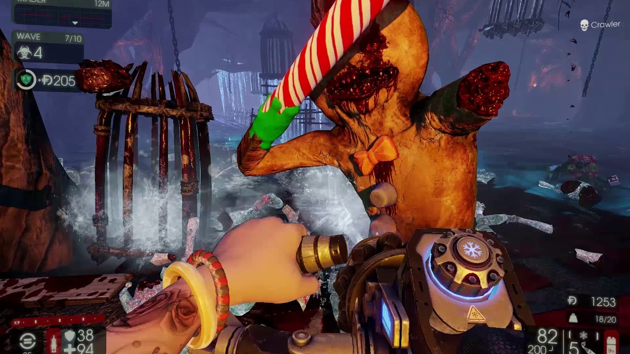Killing Floor 2 Twisted Christmas-CODEX PC Direct Download