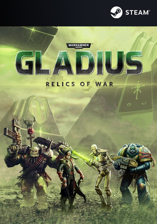 Warhammer 40000 Gladius Relics of War Tyranids-CODEX PC Download [ Crack ]
