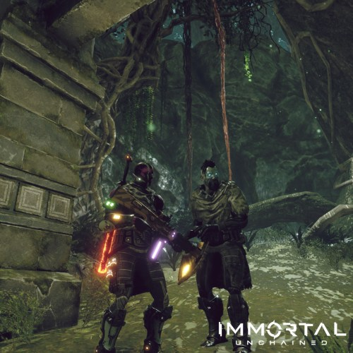 immortal unchained the mask of pain pc