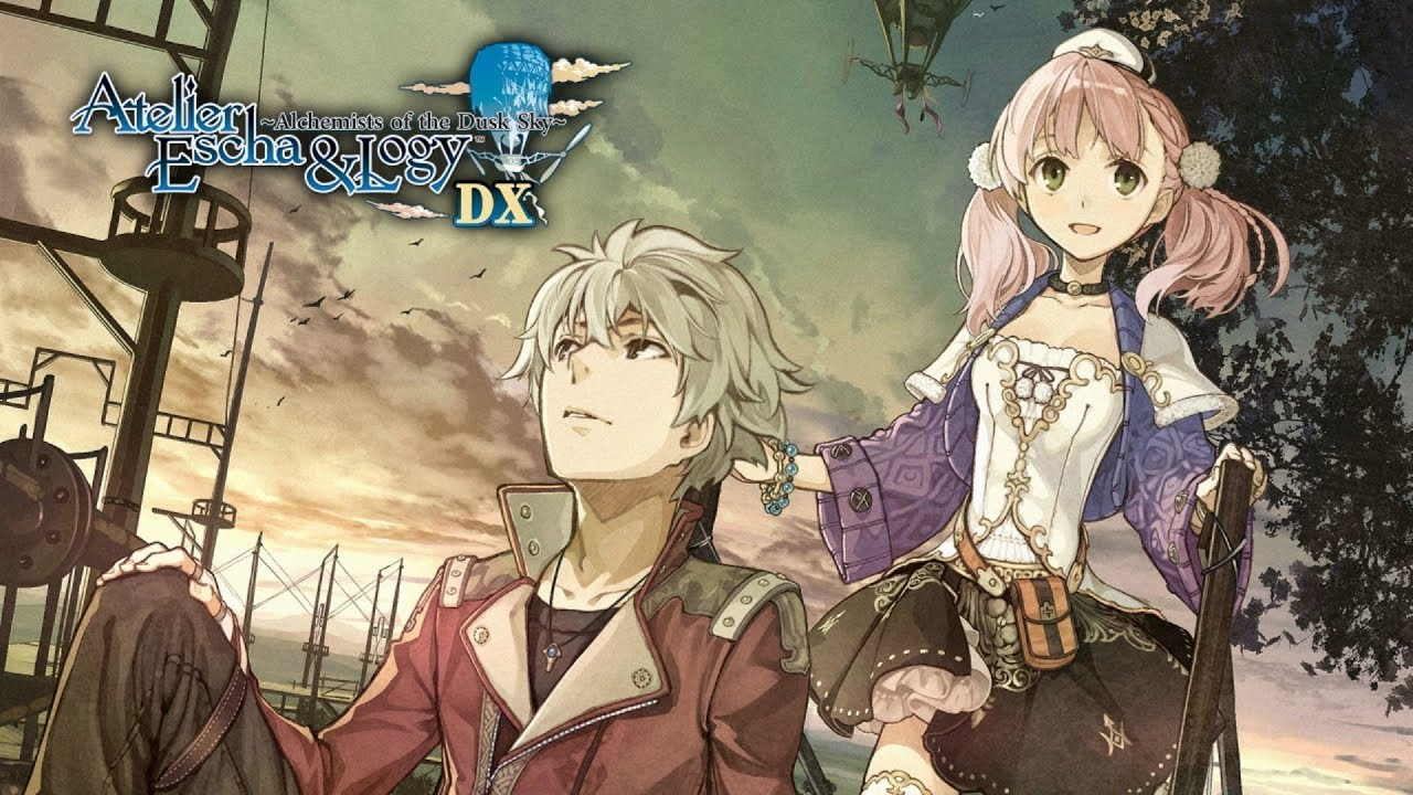 Atelier Escha and Logy Alchemists of the Dusk Sky DX-CODEX PC Direct Download [ Crack ]