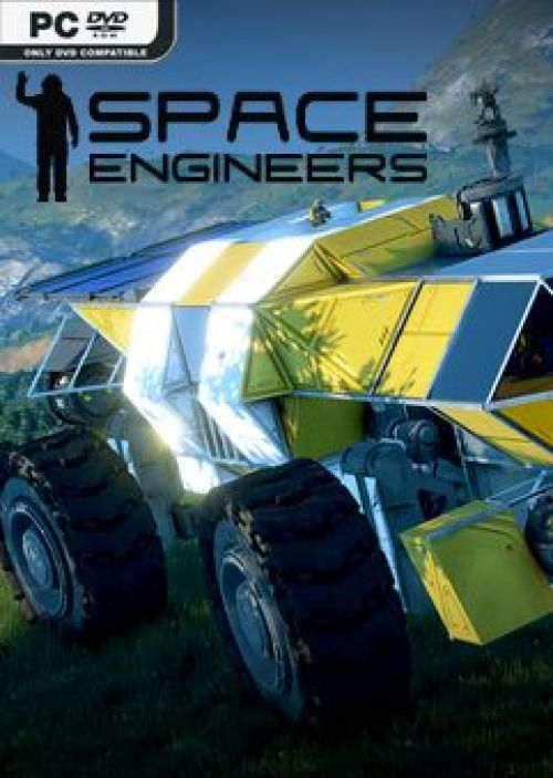 Space Engineers Frostbite-CODEX PC Direct Download [ Crack ]