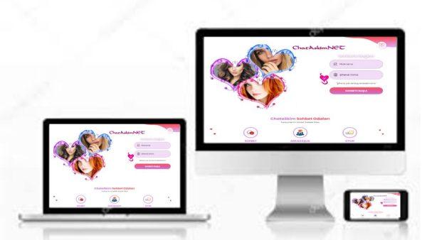 Wordpress Pembe Sohbet Teması
