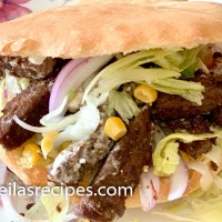 Kebab i Pita