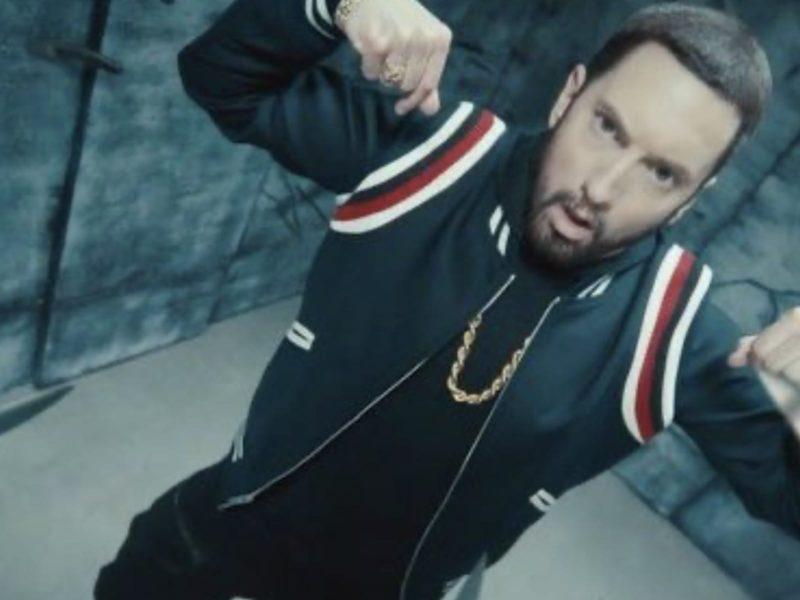 Annonce du vainqueur du défi Eminem Godzilla