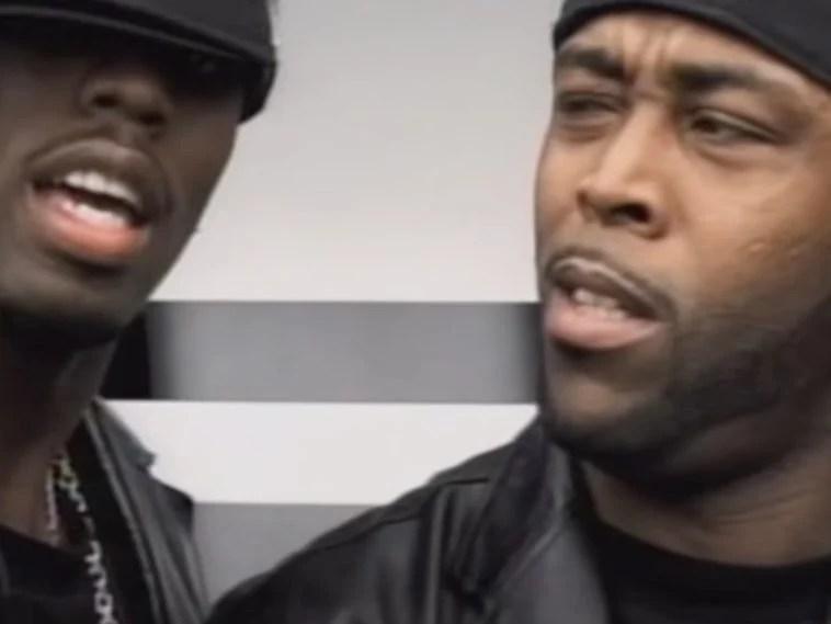 Diddy G.Dep G Dep Black Rob Let's Get It Clip vidéo 4