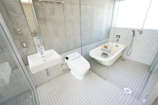 リフュージュアイサウス702号室トイレ|SOHO東京