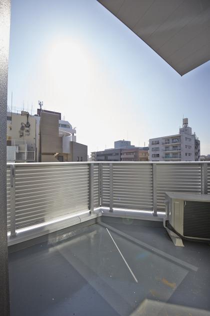 Kukai Terrace中目黒901号室テラス|SOHO東京
