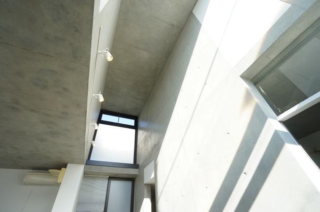 高円寺UNWALL001号室天井|SOHO東京