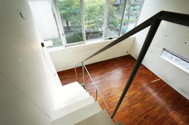 a place105号室ロフトからの眺め|SOHO東京
