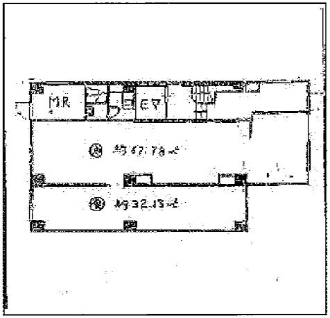 プレステージ1F間取り図|SOHO東京