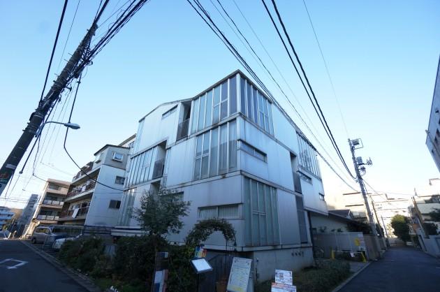 S.N HOUSE間取り図 SOHO東京
