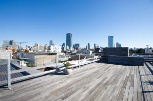 【募集終了】青山、屋上スペースの開放感と充実設備のワークプレイス。