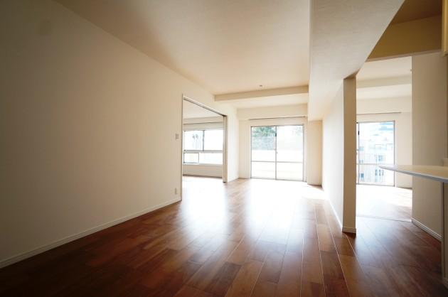 南平台アジアマンション508号室日当り良好 SOHO東京