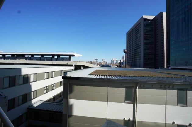 メゾン青山501号室バルコニーからの眺望|SOHO東京