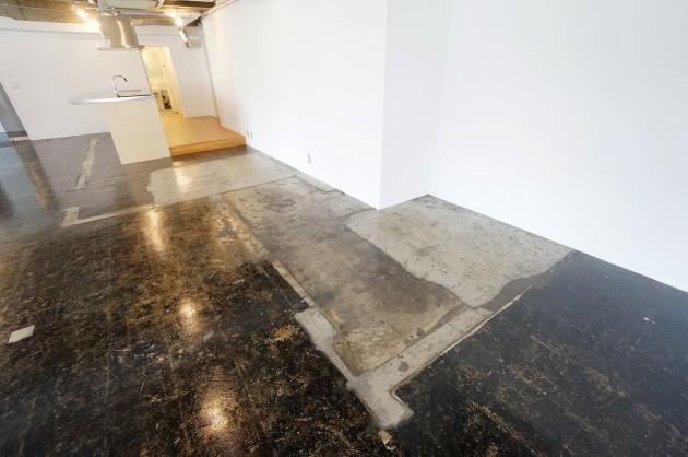 the_parkrex_koamicho-3F-flooring-sohotokyo
