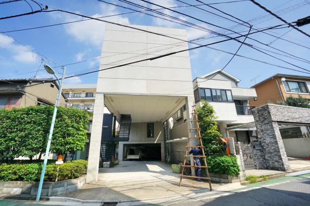キャプリース101号室外観|SOHO東京