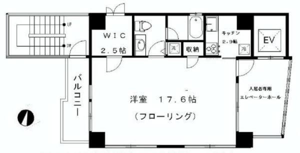 クレース檜坂図面|SOHO東京