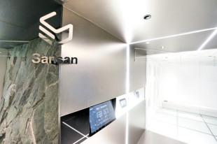オフィス訪問:Sansan株式会社様