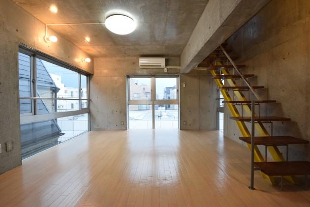 Senzoku_HK_building-room16-sohotokyo