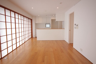 【募集終了】西新宿4分。和洋折衷のデザイナーズSOHO