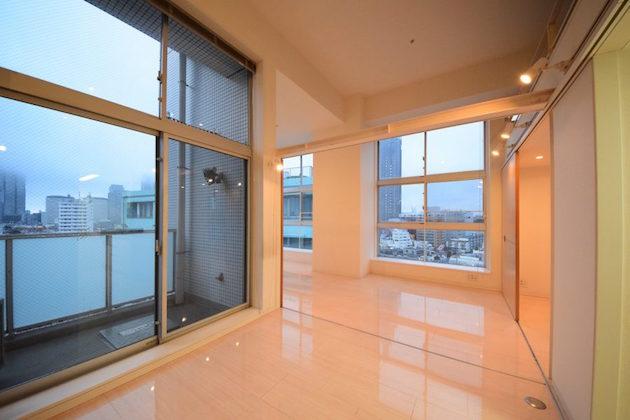 代々木。天高3m以上、眺望豊かなデザイナーズ。<p>[渋谷区/33万円/57㎡]