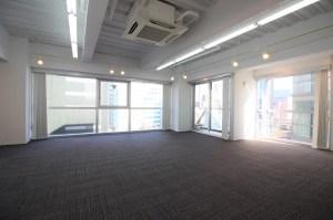 渋谷区桜丘町。新たな一歩、次の一歩。