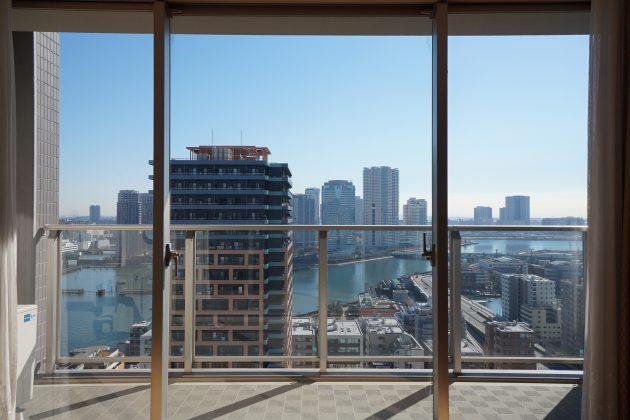 【募集終了】月島駅徒歩1分。空と海を見渡すタワーの一室で。