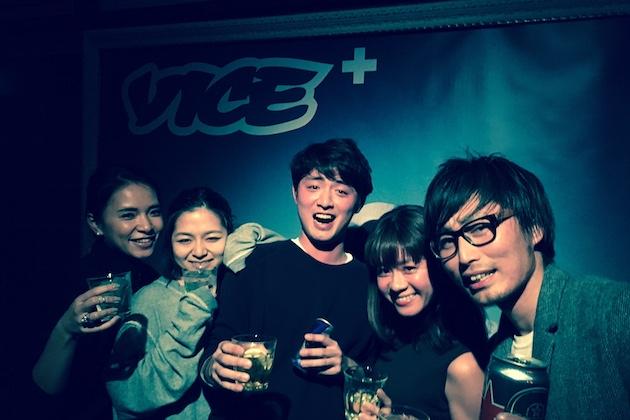 VICE PLUS(VICE+)launch party!!