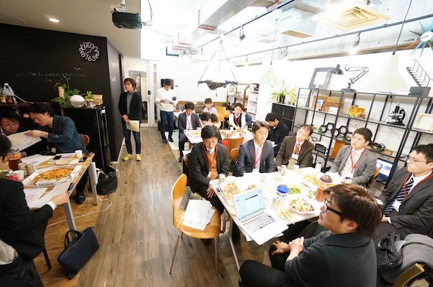 cafe TranceREAL 資金調達セミナーレポート