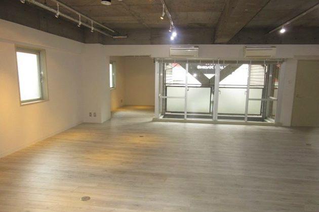 【募集終了】渋谷区神南、希望と供に作り上げるリノベオフィス