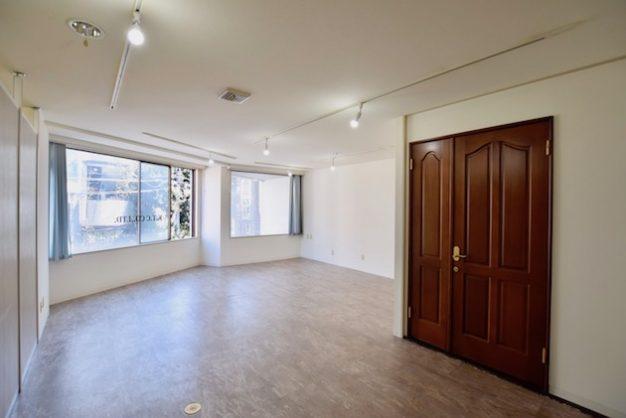【募集終了】北参道3分、内装施工相談。ショールーム兼用オフィス。