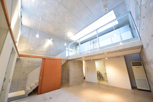 【募集終了】本郷。天高5m弱のデザイナーズギャラリー。