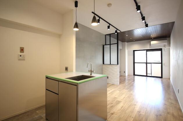【募集終了】神楽坂。ブルックリンスタイルのリノベオフィス。