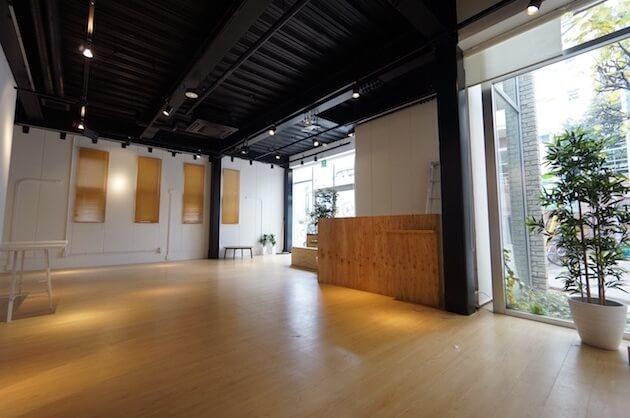 【募集終了】神宮前、小道に佇む1棟ビルをオフィス兼ショールームとして魅せる空間に。