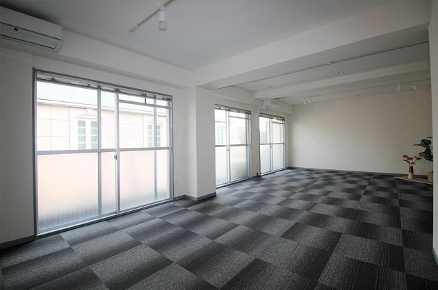 【募集終了】外苑前。創造的な空間を作るワンルームオフィス。
