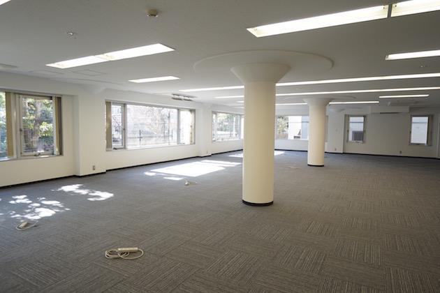 【募集終了】市ヶ谷。豊かな採光の180㎡超えオフィス。