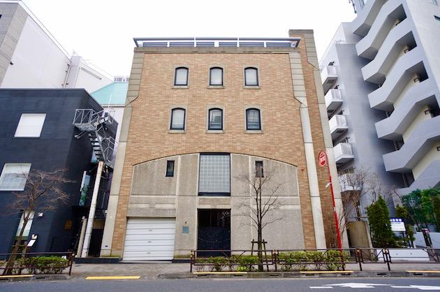 【募集終了】渋谷区神泉。重厚感のある一棟を自社オフィスに