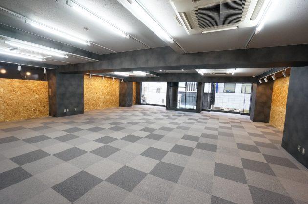 人形町駅2分。さらなる拡張を目指すミドルステージ向けのオフィス。