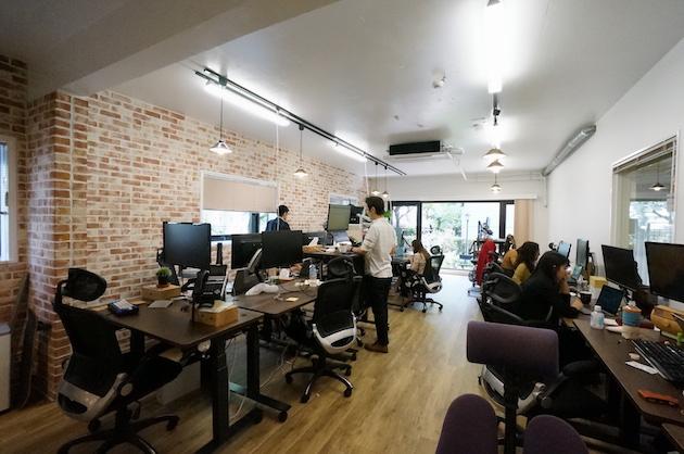 オフィス訪問:日本ライフレイ株式会社