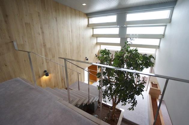 【募集終了】桜新町。ビル最上階、天井高最大6mの特異空間。