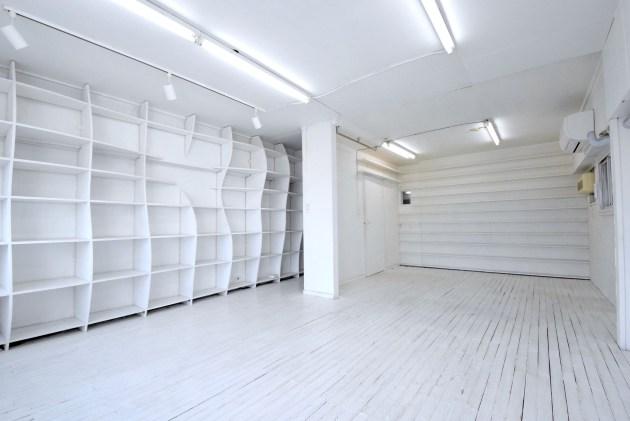 【募集終了】麻布十番徒歩1分。白で統一された独創的なオフィス。