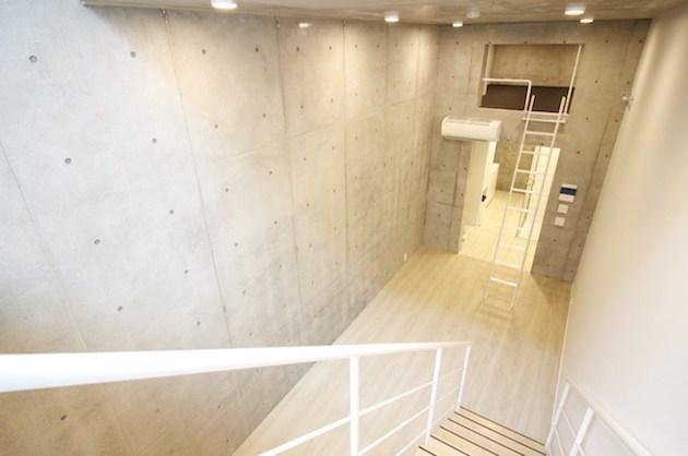 【募集終了】学芸大学3分。天高4m、ダイレクトイン可能な新築SOHO。