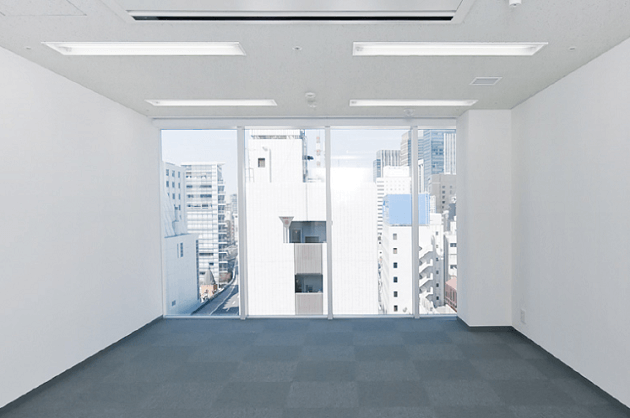 【募集終了】中央区京橋、コンパクトなデザイナーズオフィス。