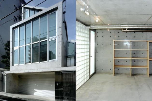 渋谷区松濤。柔軟性のあるデザイナーズ1棟。
