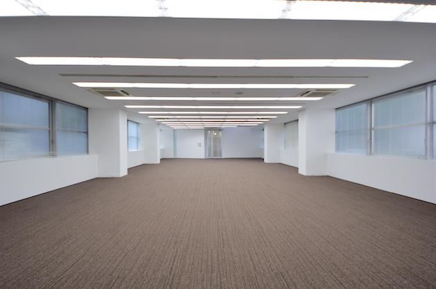 【キャンセルの為再募集】渋谷徒歩6分、桜丘エリア。約60坪ワンフロアの隠れ家オフィス。