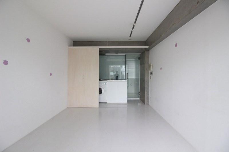 【募集終了】世田谷区三宿、ガラス張りが美しいメゾネットデザイナーズ