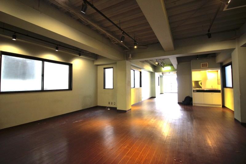 【募集終了】高円寺2分、純情商店街・汎用性の高いデザイン空間