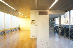 西新宿五丁目、切り替え可能な空間とデザイン<p>[渋谷区/17万円/42㎡]