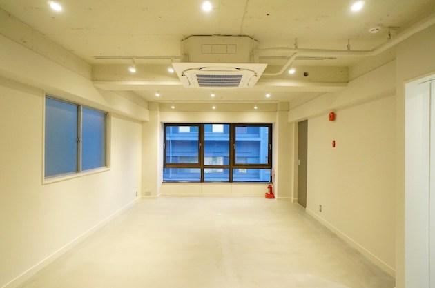 【条件変更】赤坂見附、若き画廊オーナーの意欲的リノベオフィス