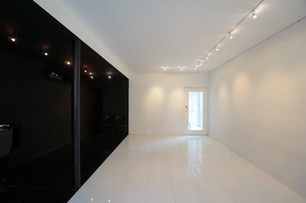 笹塚、ギャラリーとSOHO空間、セット利用の可能性